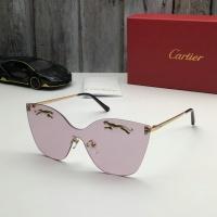 Cartier AAA Quality Sunglasses #491437