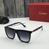 Cartier AAA Quality Sunglasses #491455