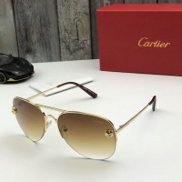 Cartier AAA Quality Sunglasses #491462