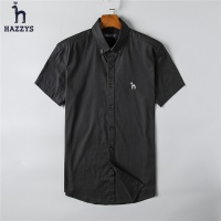HAZZYS Fashion Shirts Short Sleeved For Men #492208