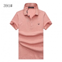 Armani T-Shirts Short Sleeved Polo For Men #492350