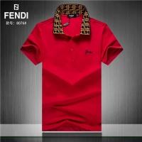 Fendi T-Shirts Short Sleeved Polo For Men #492357