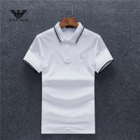 Armani T-Shirts Short Sleeved Polo For Men #492362