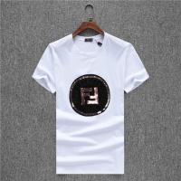 Fendi T-Shirts Short Sleeved O-Neck For Men #492450