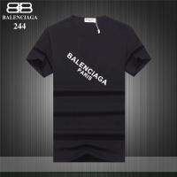 Balenciaga T-Shirts Short Sleeved O-Neck For Men #492472