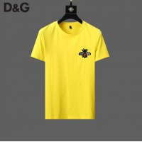 Dolce&Gabbana D&G T-Shirts Short Sleeved O-Neck For Men #492765