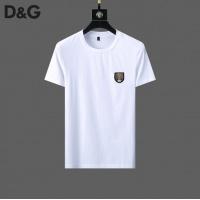 Dolce&Gabbana D&G T-Shirts Short Sleeved O-Neck For Men #492795