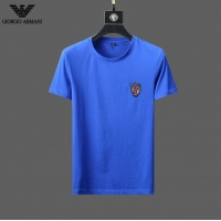 Armani T-Shirts Short Sleeved O-Neck For Men #492815