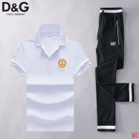 Dolce & Gabbana D&G Tracksuits Short Sleeved Polo For Men #492959