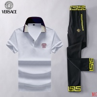 Versace Tracksuits Short Sleeved Polo For Men #492988