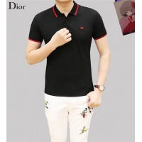 Christian Dior CD T-Shirts Short Sleeved Polo For Men #493048