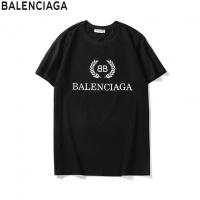 Balenciaga T-Shirts Short Sleeved O-Neck For Men #493085