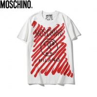 Moschino T-Shirts Short Sleeved O-Neck For Men #493110