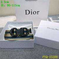 Christian Dior AAA Quality Belts For Women #493127