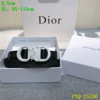 Christian Dior AAA Quality Belts For Women #493129