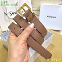 Yves Saint Laurent YSL AAA Quality Belts For Women #493231