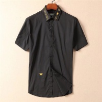 Christian Dior Shirts Short Sleeved Polo For Men #493690