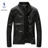 Ralph Lauren Polo Leather Jackets Long Sleeved Zipper For Men #493965