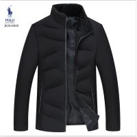 Ralph Lauren Polo Down Feather Coat Long Sleeved Zipper For Men #494032