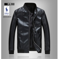 Ralph Lauren Polo Leather Jackets Long Sleeved Zipper For Men #494190