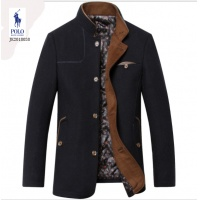Ralph Lauren Polo Down Jackets Long Sleeved Polo For Men #494493