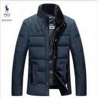 Ralph Lauren Polo Down Feather Coat Long Sleeved Zipper For Men #494500