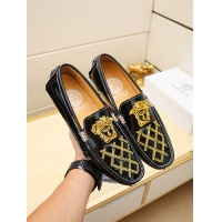 Versace Leather Shoes For Men #494865