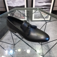 Philipp Plein PP Leather Shoes For Men #495211