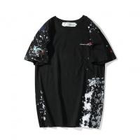 OFF-White T-Shirts Short Sleeved O-Neck For Men #495369
