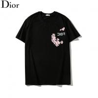 Christian Dior T-Shirts Short Sleeved O-Neck For Men #495388