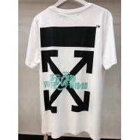 OFF-White T-Shirts Short Sleeved O-Neck For Men #495485