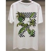 OFF-White T-Shirts Short Sleeved O-Neck For Men #495488