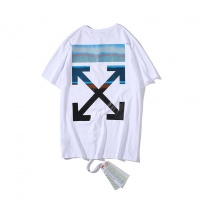 OFF-White T-Shirts Short Sleeved O-Neck For Men #495491