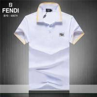 Fendi T-Shirts Short Sleeved Polo For Men #495531