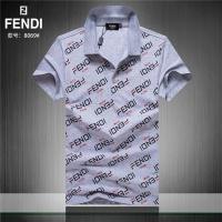 Fendi T-Shirts Short Sleeved Polo For Men #495535