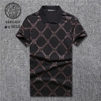 Versace T-Shirts Short Sleeved Polo For Men #495580