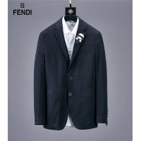 Fendi Suits Long Sleeved Polo For Men #495734