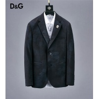 Dolce & Gabbana D&G Suits Long Sleeved Polo For Men #495738