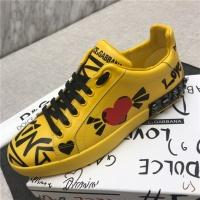 Dolce&Gabbana D&G Shoes For Men #496262