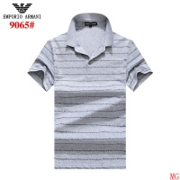 Armani T-Shirts Short Sleeved Polo For Men #496432