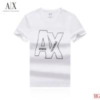 Armani T-Shirts Short Sleeved O-Neck For Men #496473