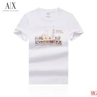 Armani T-Shirts Short Sleeved O-Neck For Men #496477