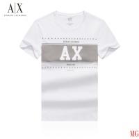 Armani T-Shirts Short Sleeved O-Neck For Men #496479