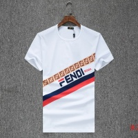 Fendi T-Shirts Short Sleeved O-Neck For Men #496506