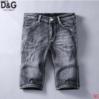 Dolce & Gabbana D&G Jeans Shorts For Men #496632