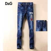Dolce & Gabbana D&G Jeans Trousers For Men #496695
