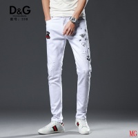 Dolce & Gabbana D&G Jeans Trousers For Men #496721