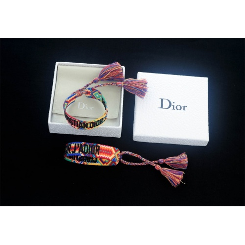 Cheap Christian Dior Bracelets #496934 Replica Wholesale [$16.49 USD] [W#496934] on Replica Christian Dior Bracelets