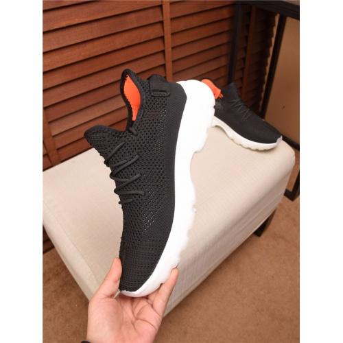 Cheap Prada Casual Shoes For Men #497710 Replica Wholesale [$75.66 USD] [W#497710] on Replica Prada New Shoes