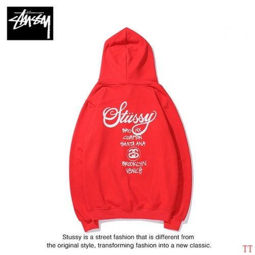 Cheap Stussy Hoodies For Unisex Long Sleeved Hat For Unisex #497988 Replica Wholesale [$36.86 USD] [W#497988] on Replica Stussy Hoodies